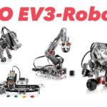LEGO EV3 Robotics Lab 8+ Afternoon @ The Hague Tech